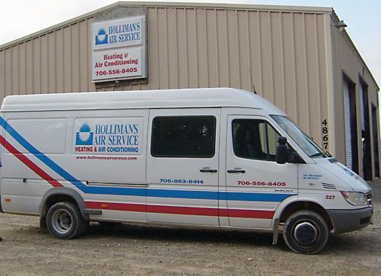 Holliman's Air Service - Dearing, GA