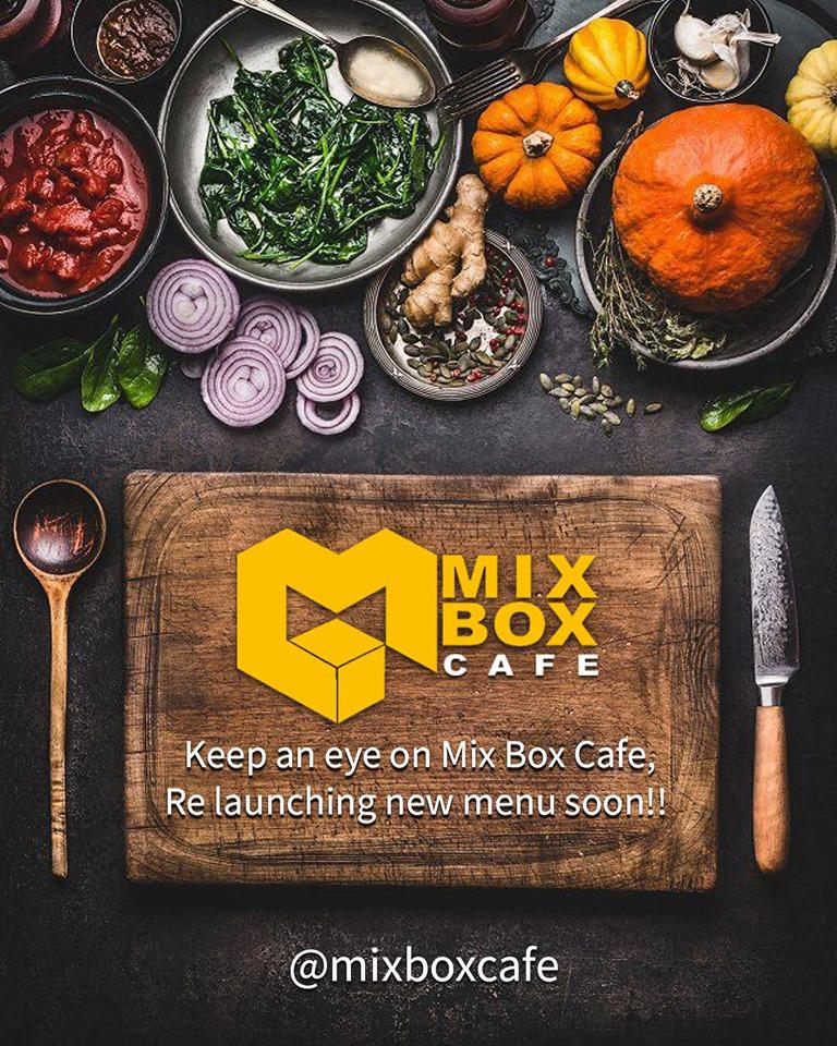 Mix Box Cafe
