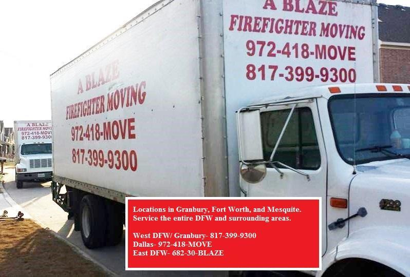 ABLAZE Firefighter Movers, LLC