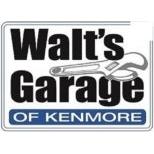 Walt's Garage of Kenmore - Buffalo, NY - General Auto Repair & Service
