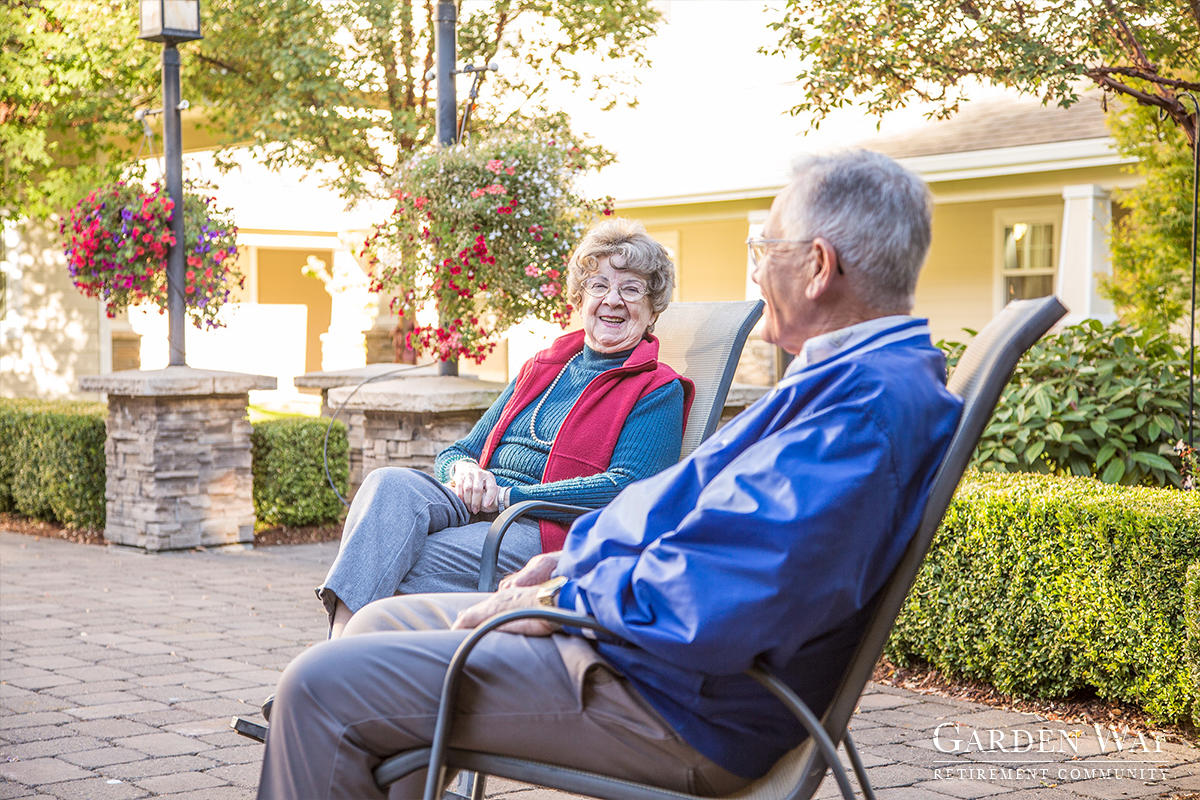 Garden Way Retirement Community Eugene Oregon Or