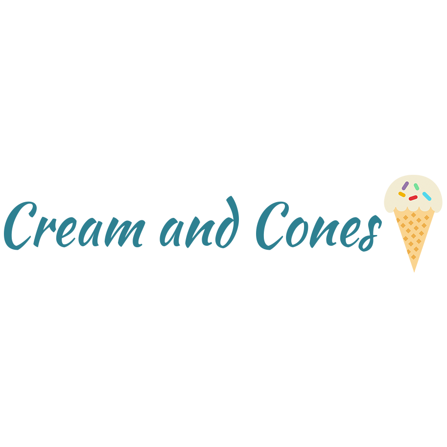 Cream and Cones