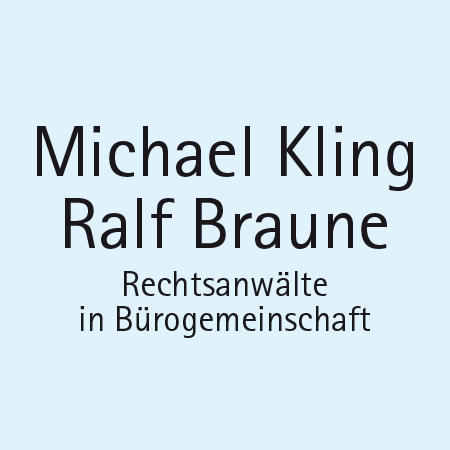 Bild zu Rechtsanwalt Michael Kling in Großenhain in Sachsen