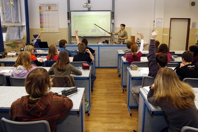 Základní škola s rozšířeným vyučováním matematiky a přírodovědných předmětů