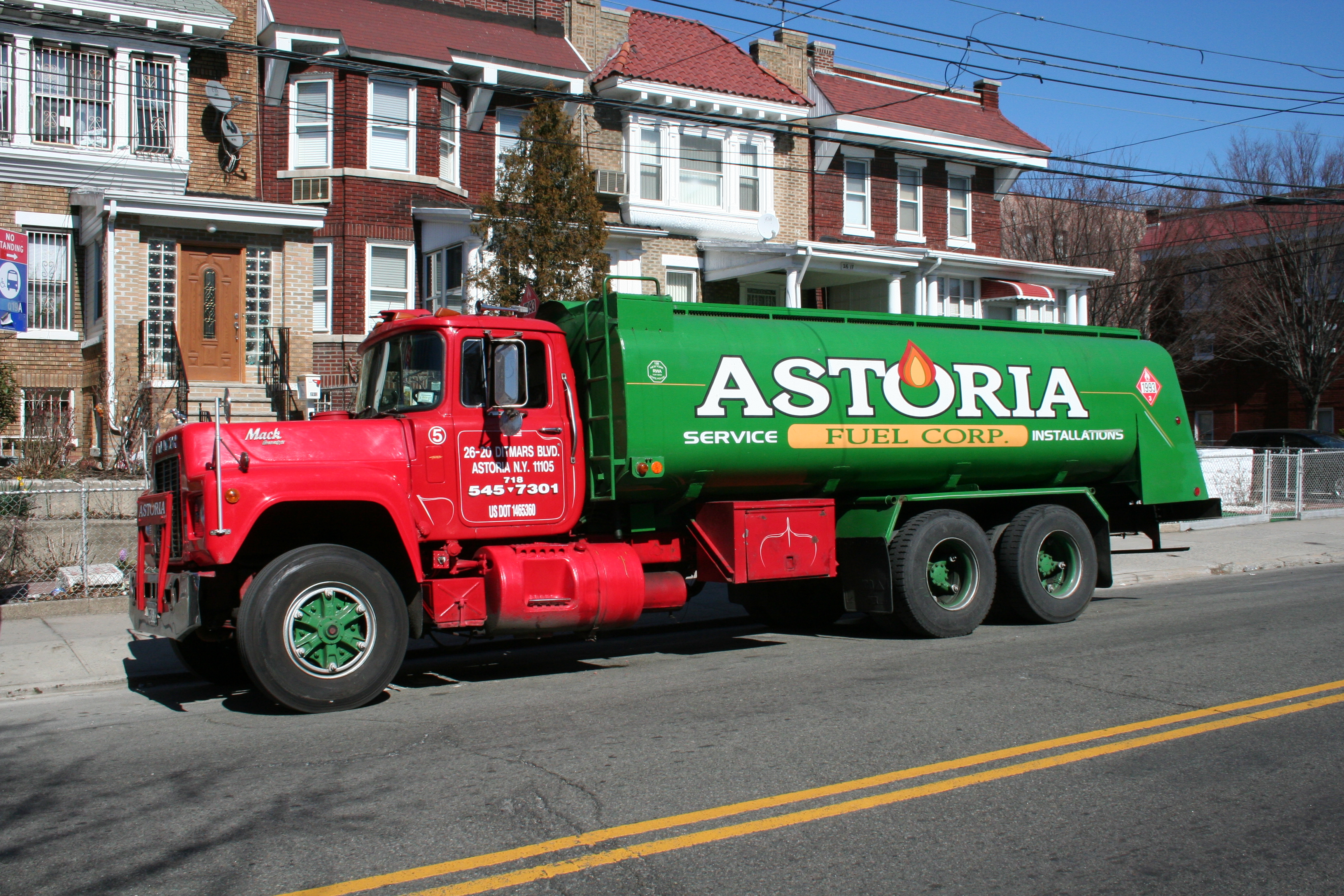 Astoria Fuel Corporation