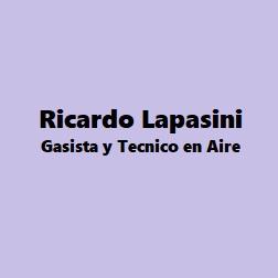 RICARDO LAPASINI GASISTA Y TECNICO EN AIRE