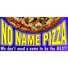 No Name Pizza