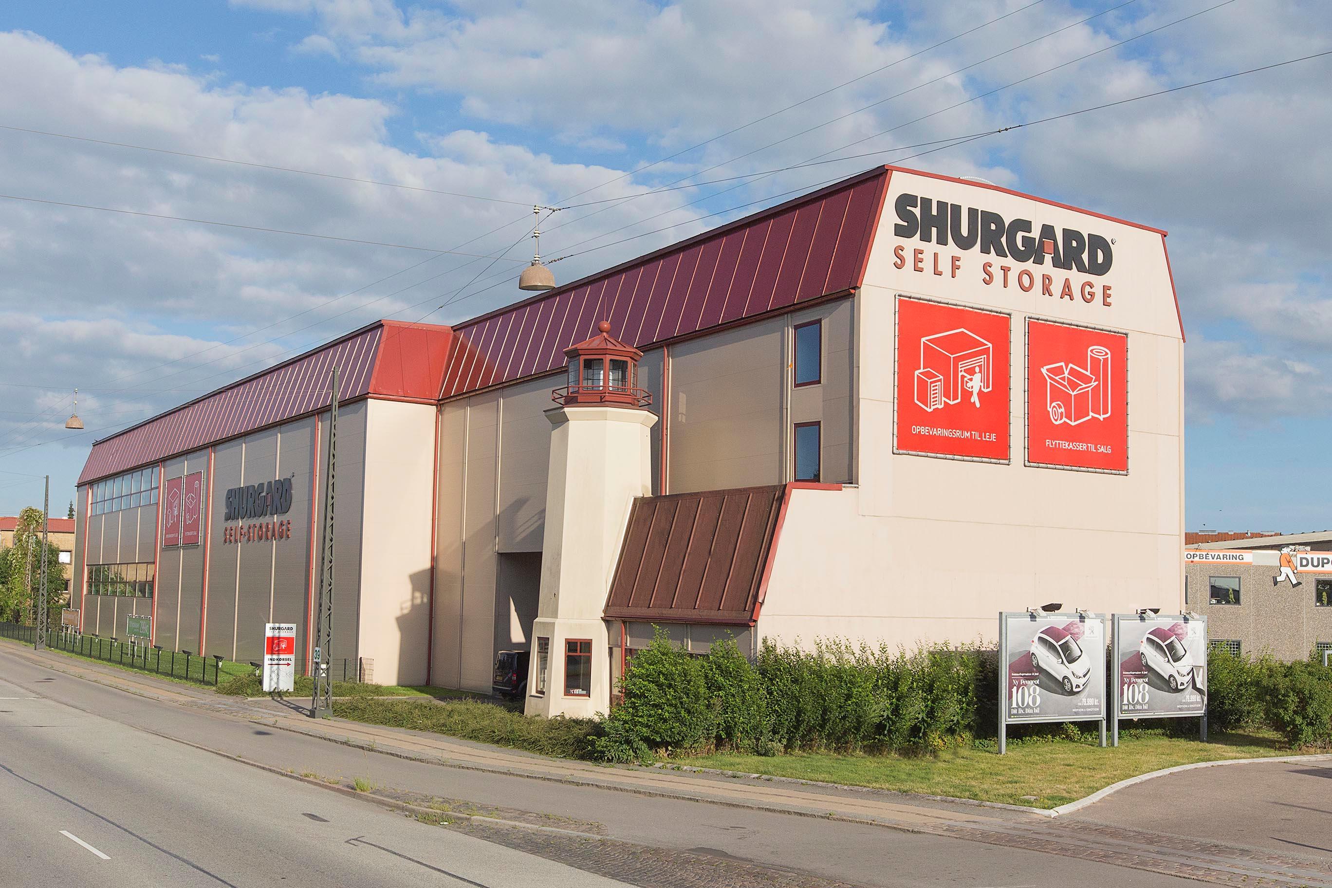 Shurgard Self-Storage Valby - Sydhavnen
