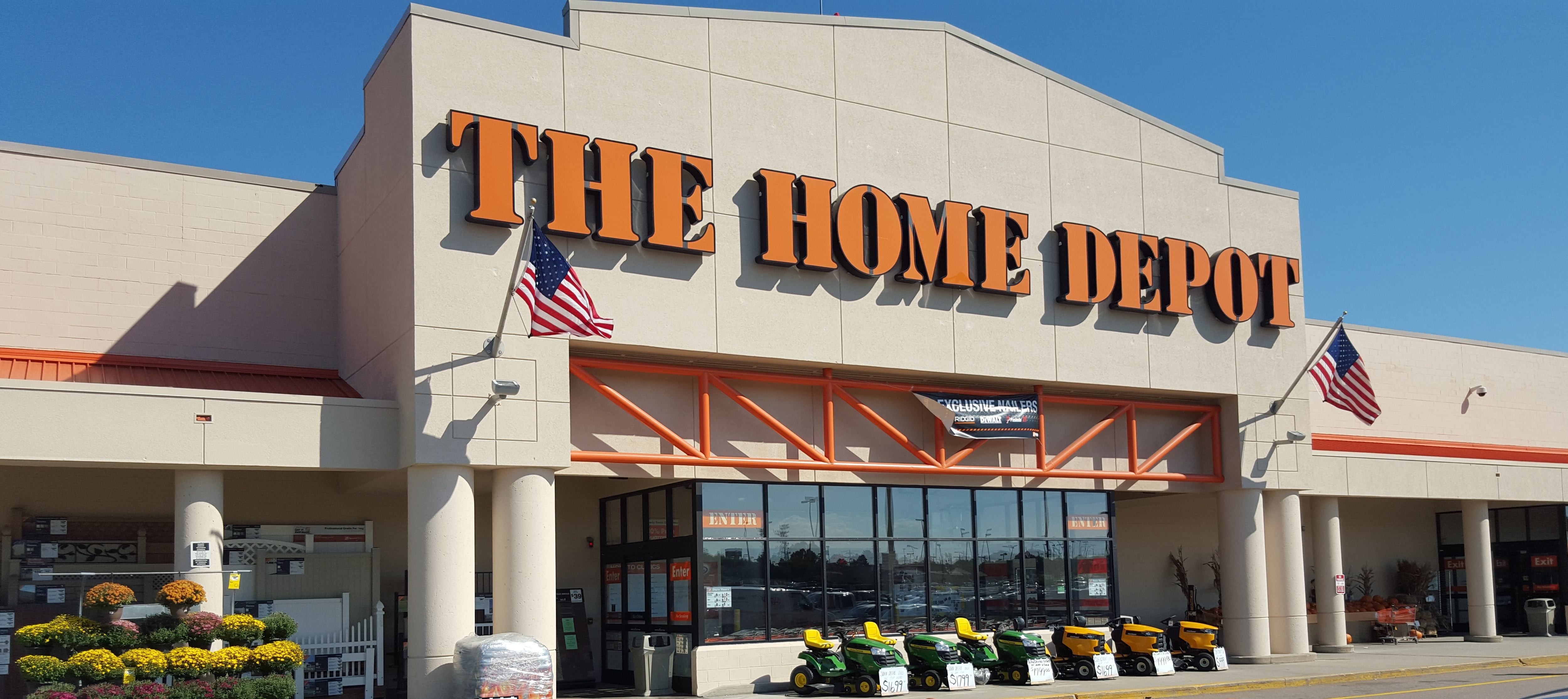 home depot locations ma