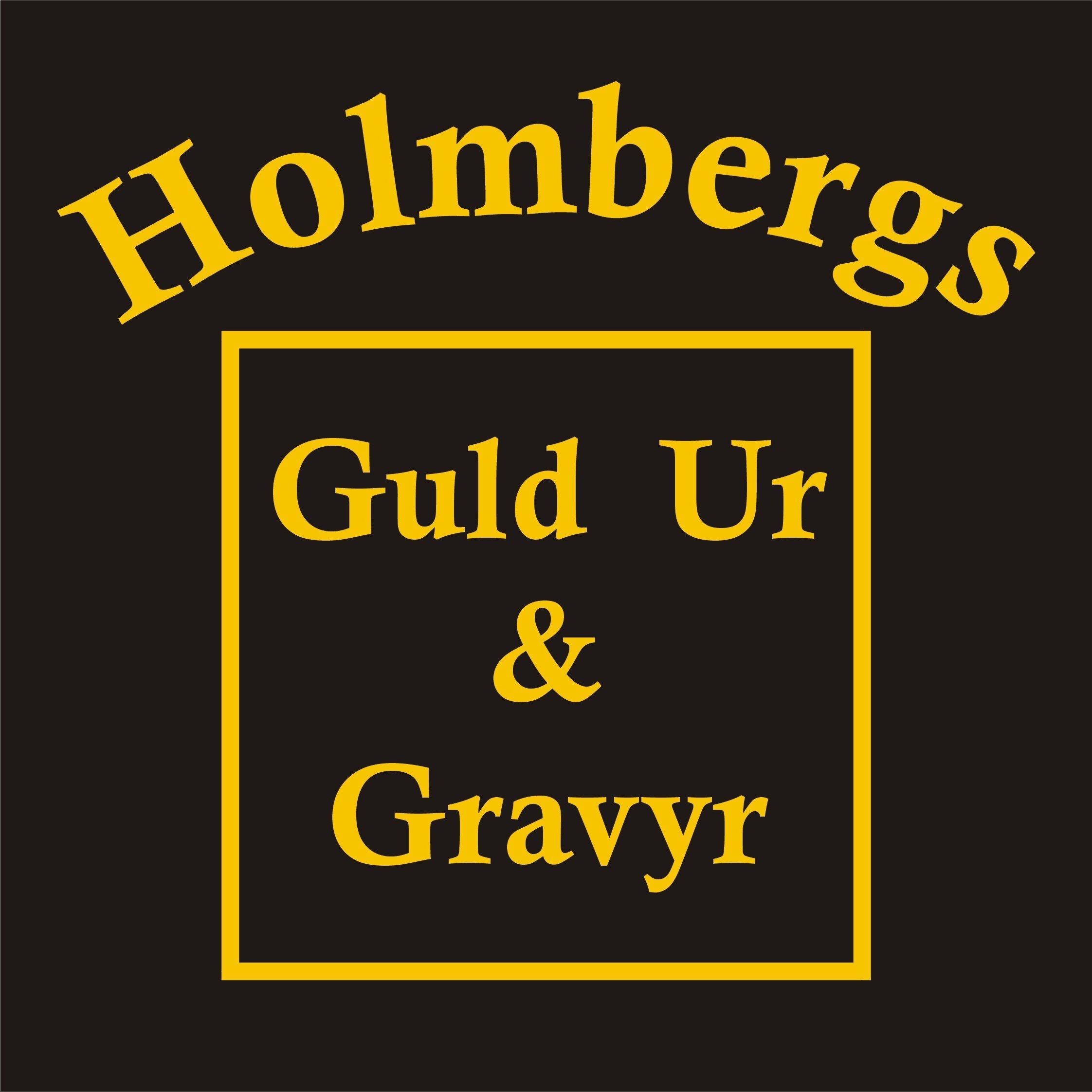 Holmbergs Guld, Ur & Gravyr AB