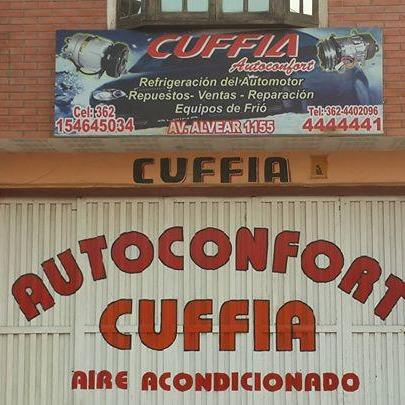 CUFFIA - AUTO CONFORT