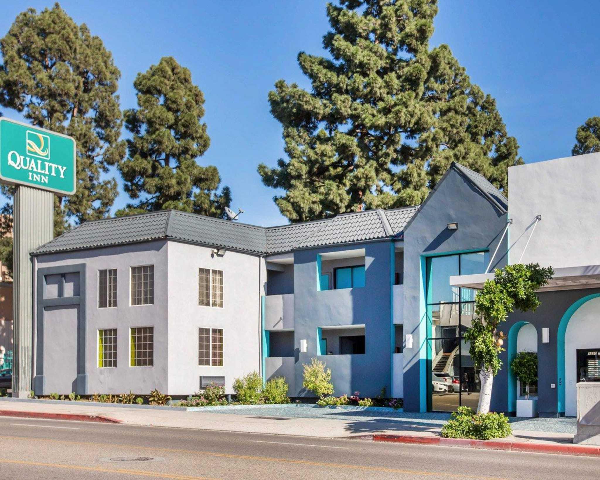 Motels Near Hollywood Walk Of Fame