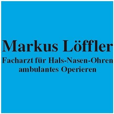 Markus Löffler - Facharzt für HNO Logo