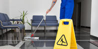 Our floor cleaning professionals understand the care needed for any type of commercial flooring material.
