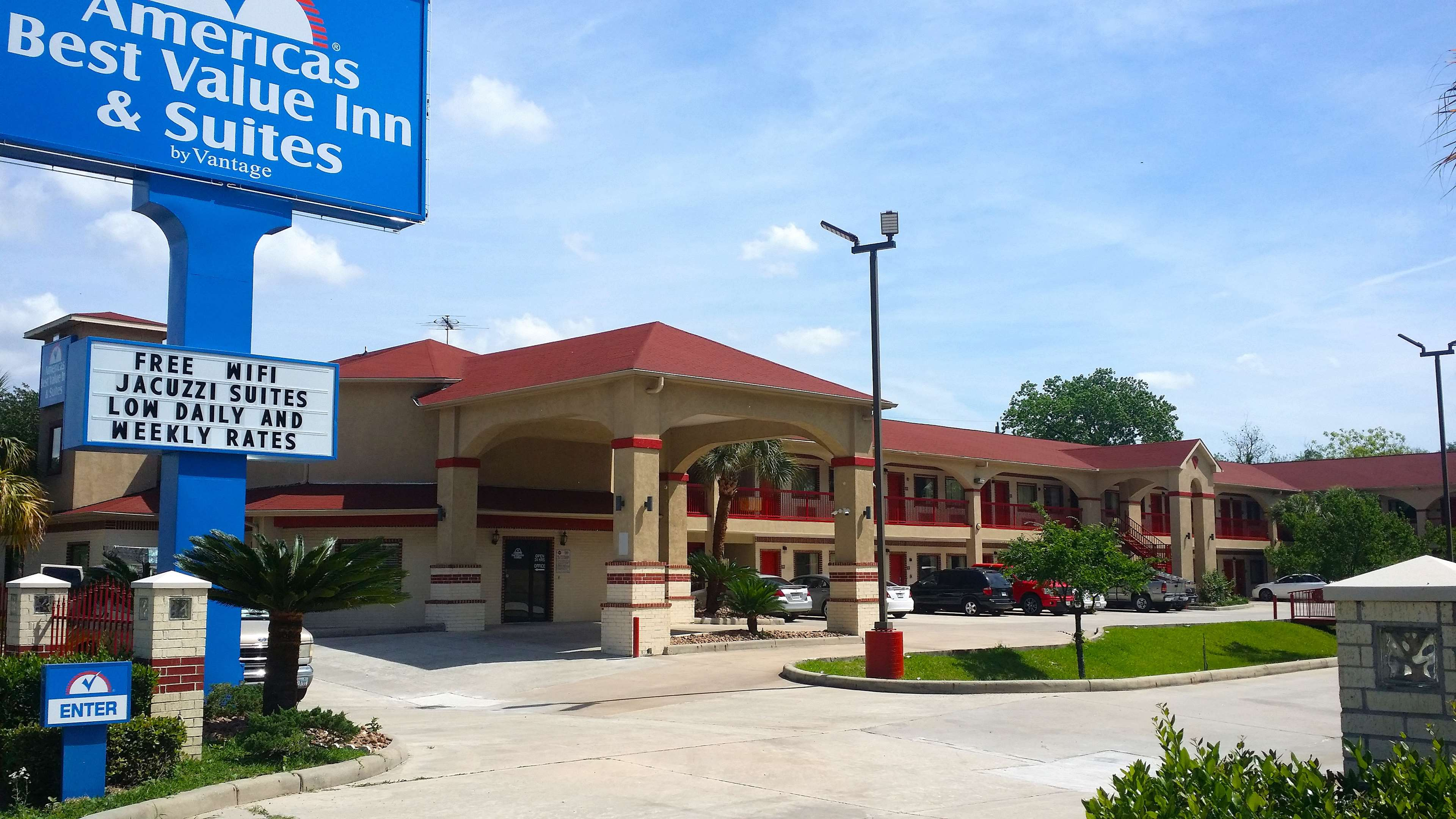 Americas Best Value Inn  U0026 Suites- Northeast Houston In Houston  Tx 77093