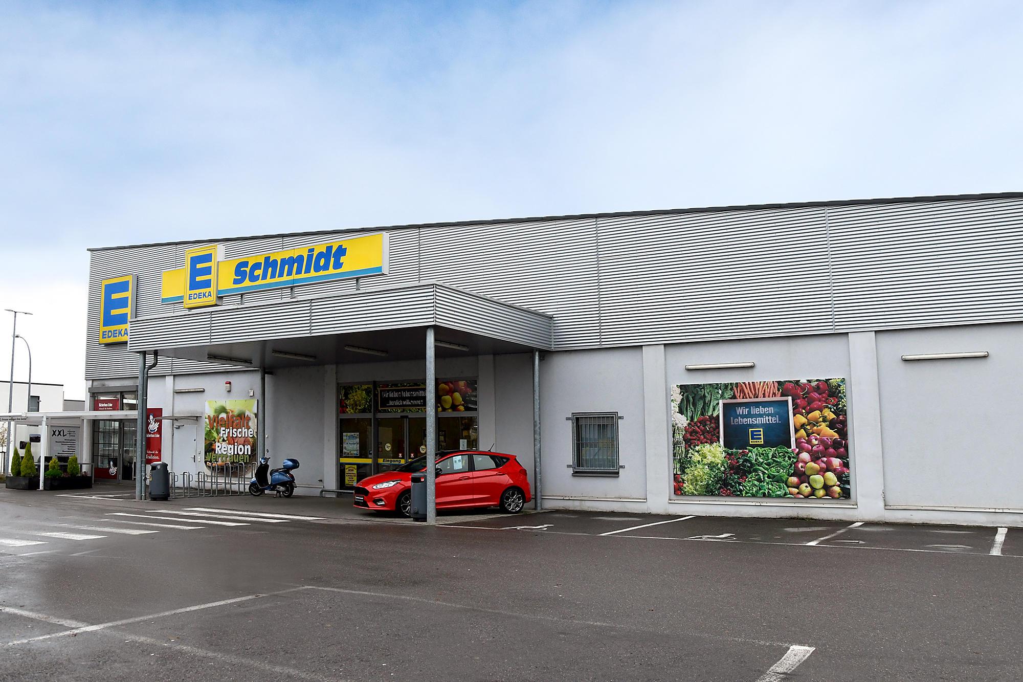 EDEKA Markt Schmidt in Ensdorf