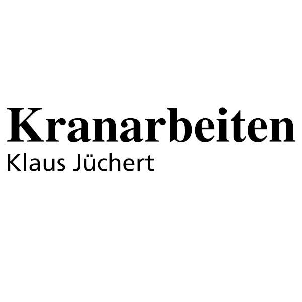 Kran- und Baggerarbeiten Klaus Jüchert