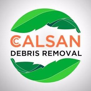 Calsan Debris Removal Logo