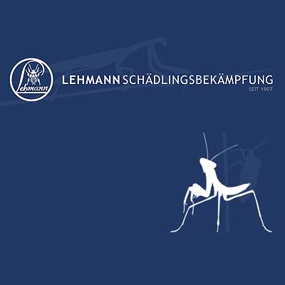 Bild zu Lehmann GmbH & Co Schädlingsbekämpfung KG in Mannheim