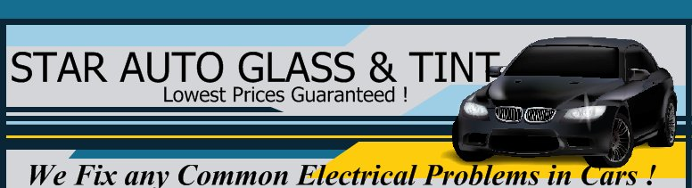 Star Auto Glass & Tint - classified ad