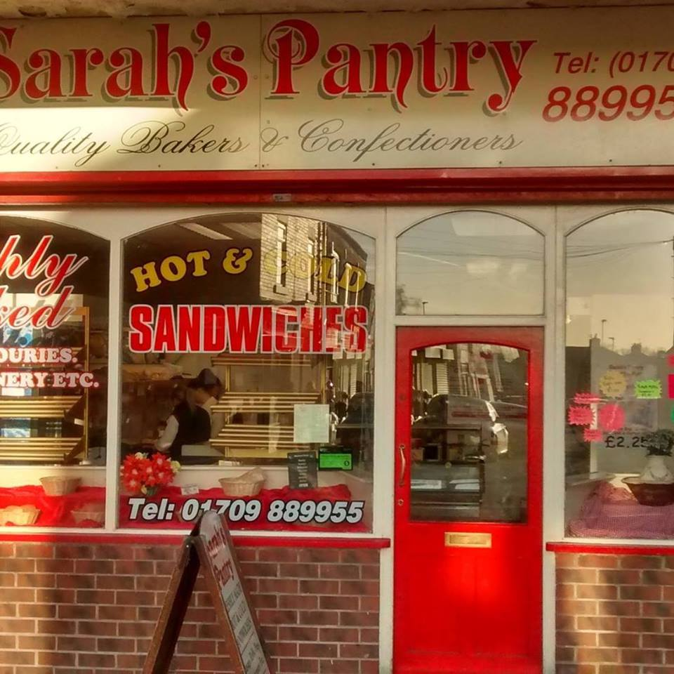 Sarah's Pantry - Rotherham, South Yorkshire S63 9HG - 07946 767615 | ShowMeLocal.com