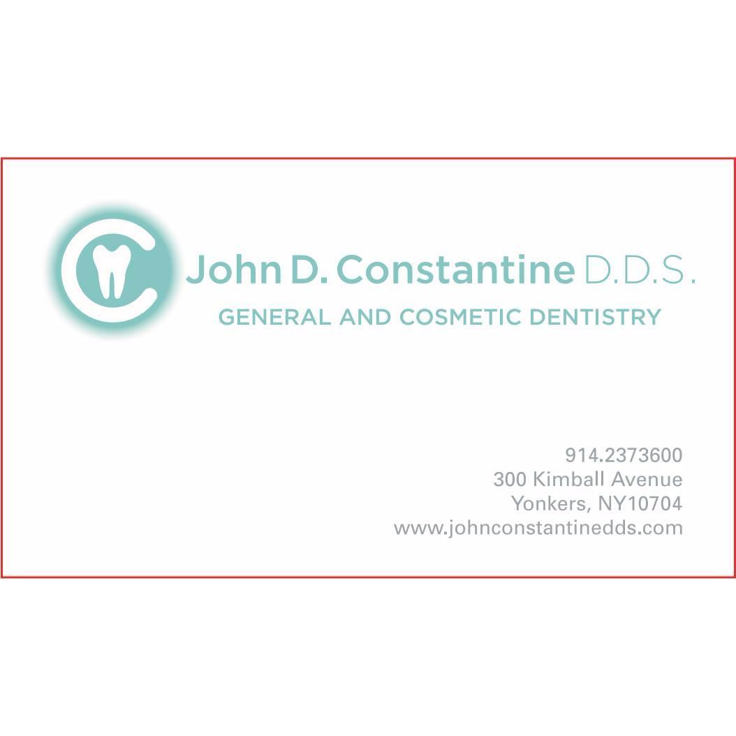 John D. Constantine, DDS