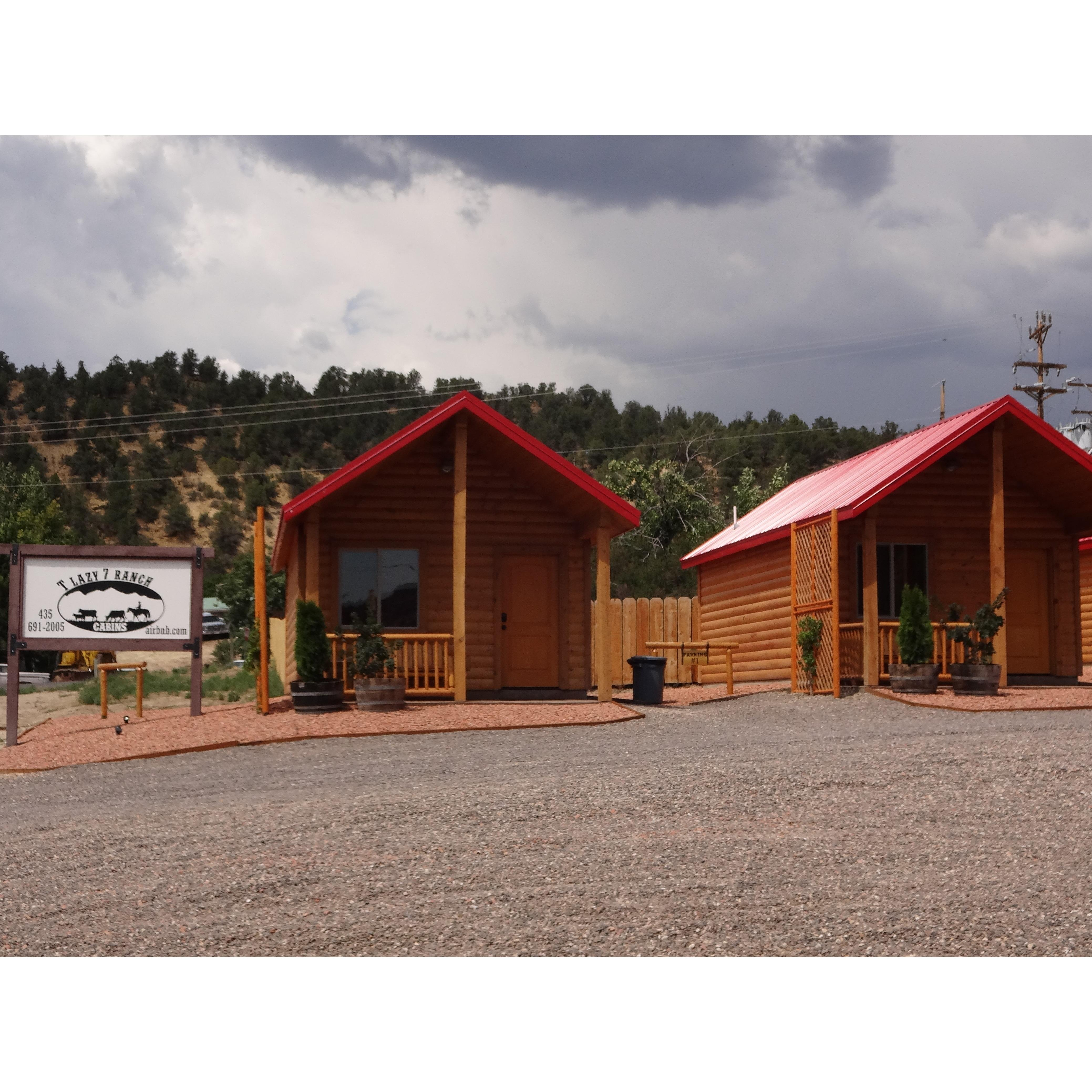 East Zion-Glendale Ranch Cabins