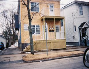 Mosher's Renovations Ltd