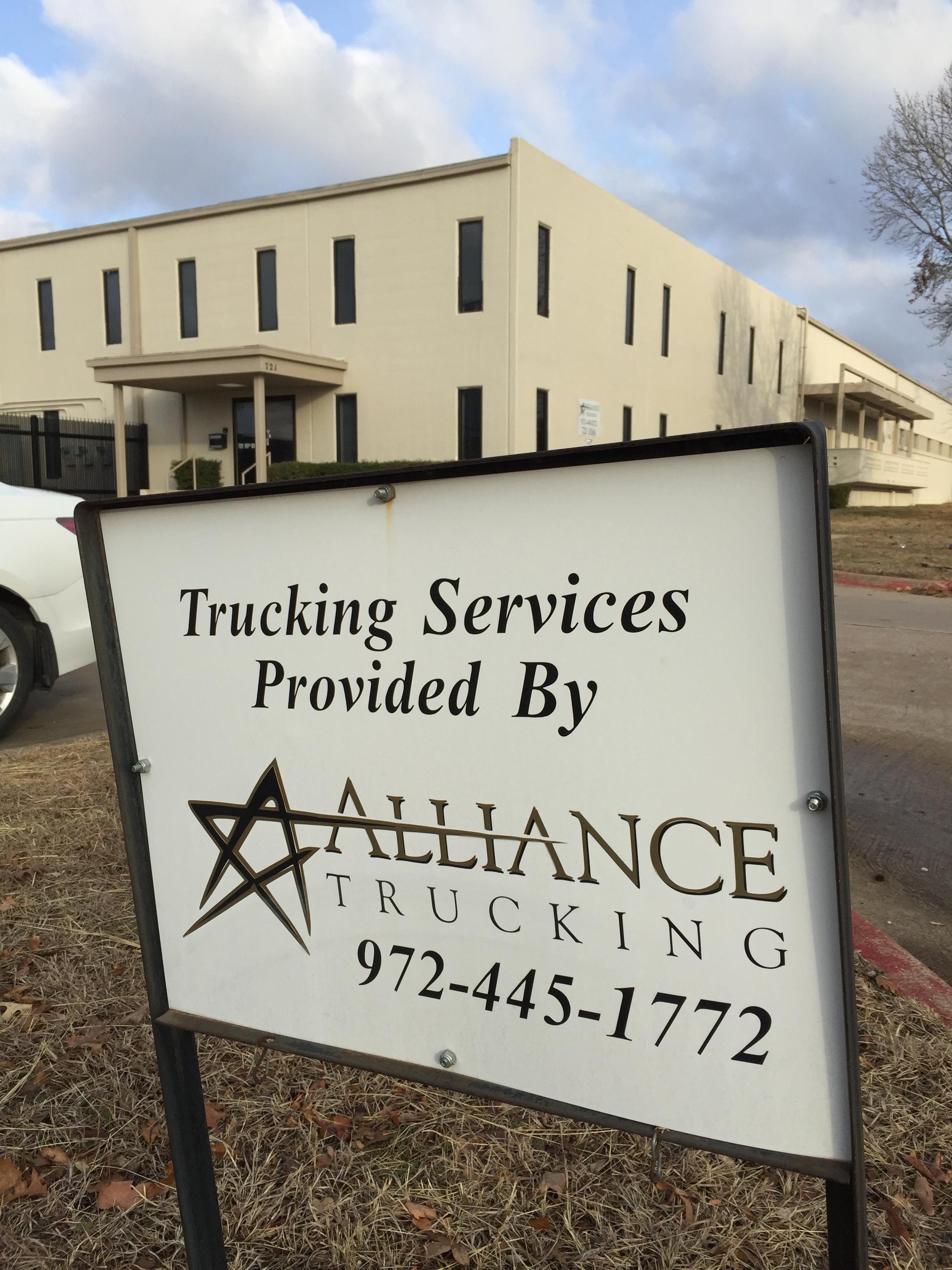 Alliance Trucking LP