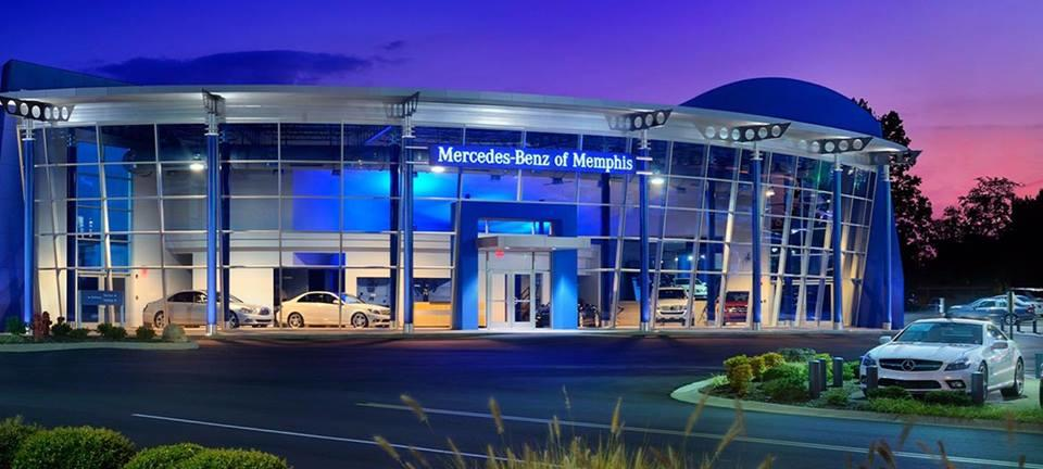 Mercedes benz of memphis memphis tennessee for Mercedes benz memphis tennessee