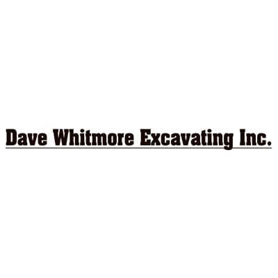 Dave Whitmore Excavating Inc.