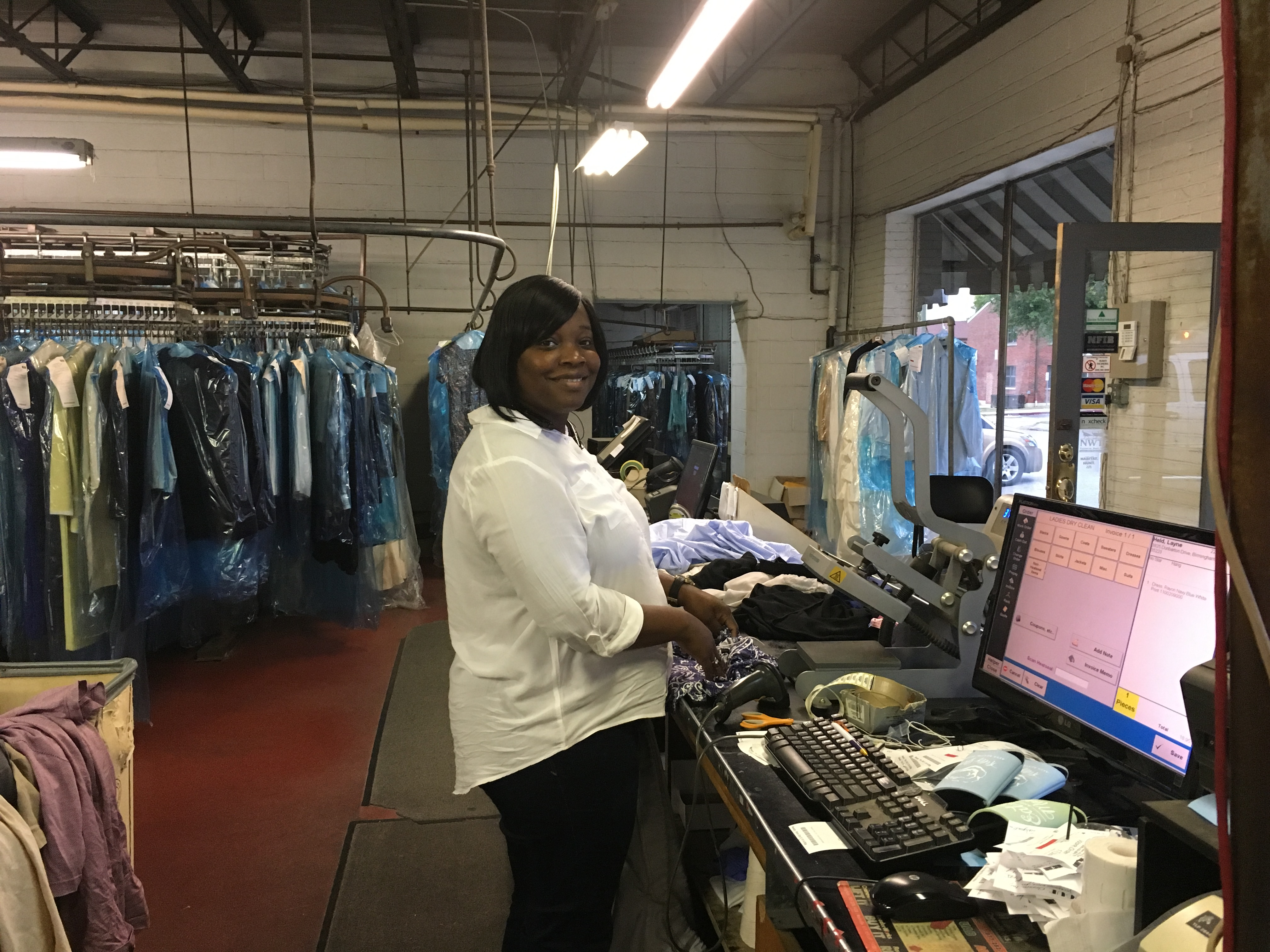 Vogue cleaners in birmingham al 35205 for Wedding dress cleaning birmingham