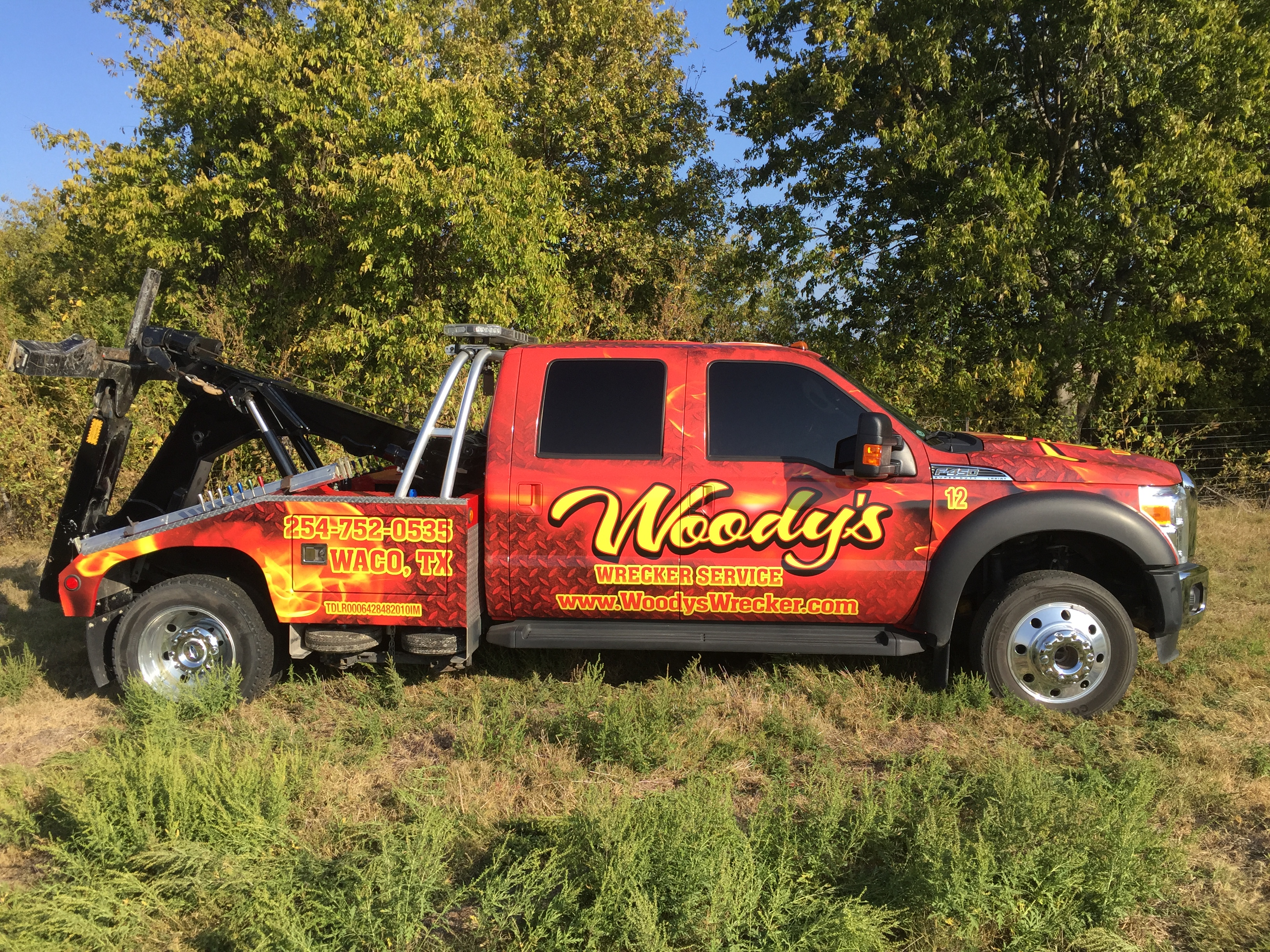 Woody's Wrecker Service, Waco Texas (TX) - LocalDatabase.com