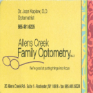 Allens Creek Family Optometry - Rochester, NY 14618 - (585)461-6225   ShowMeLocal.com