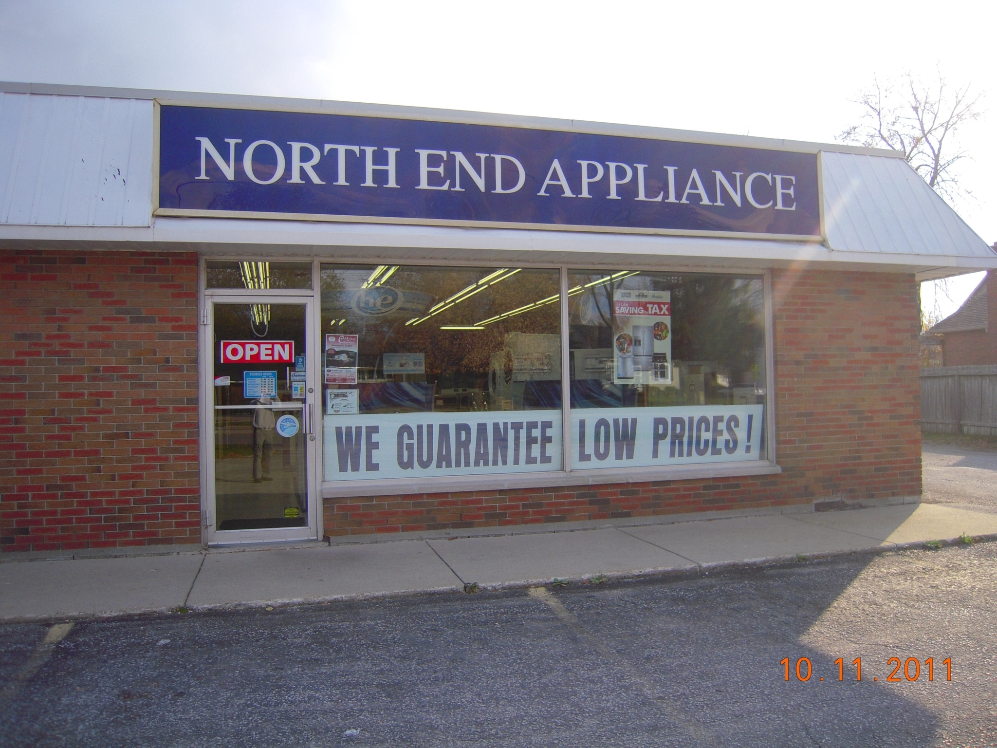 North End Appliance Centre