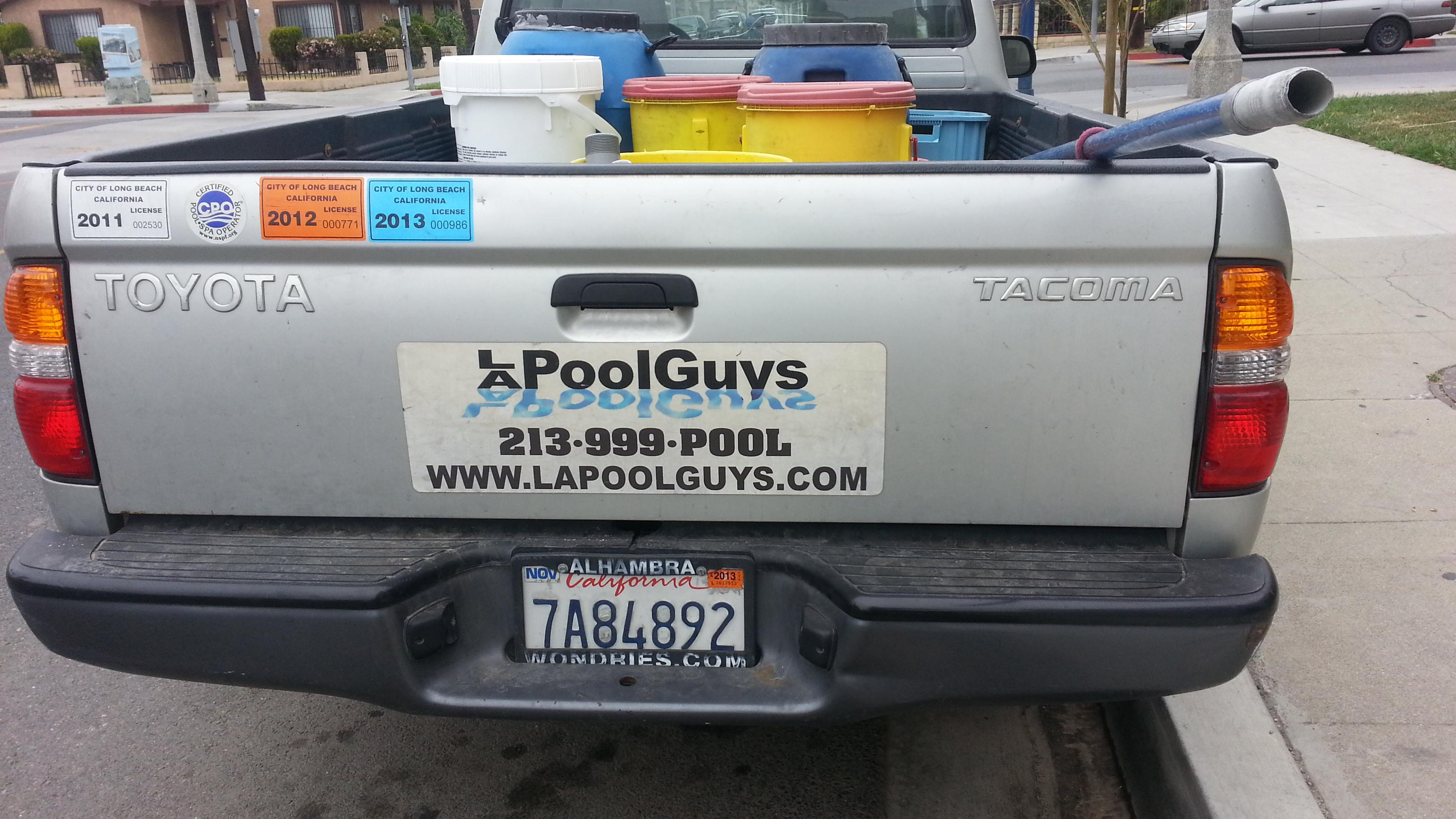 Pool And Spa Service Orange County Ca