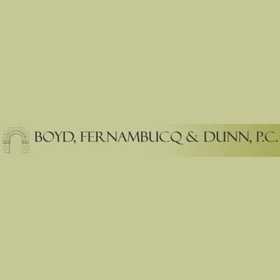 Boyd, Fernambucq & Dunn