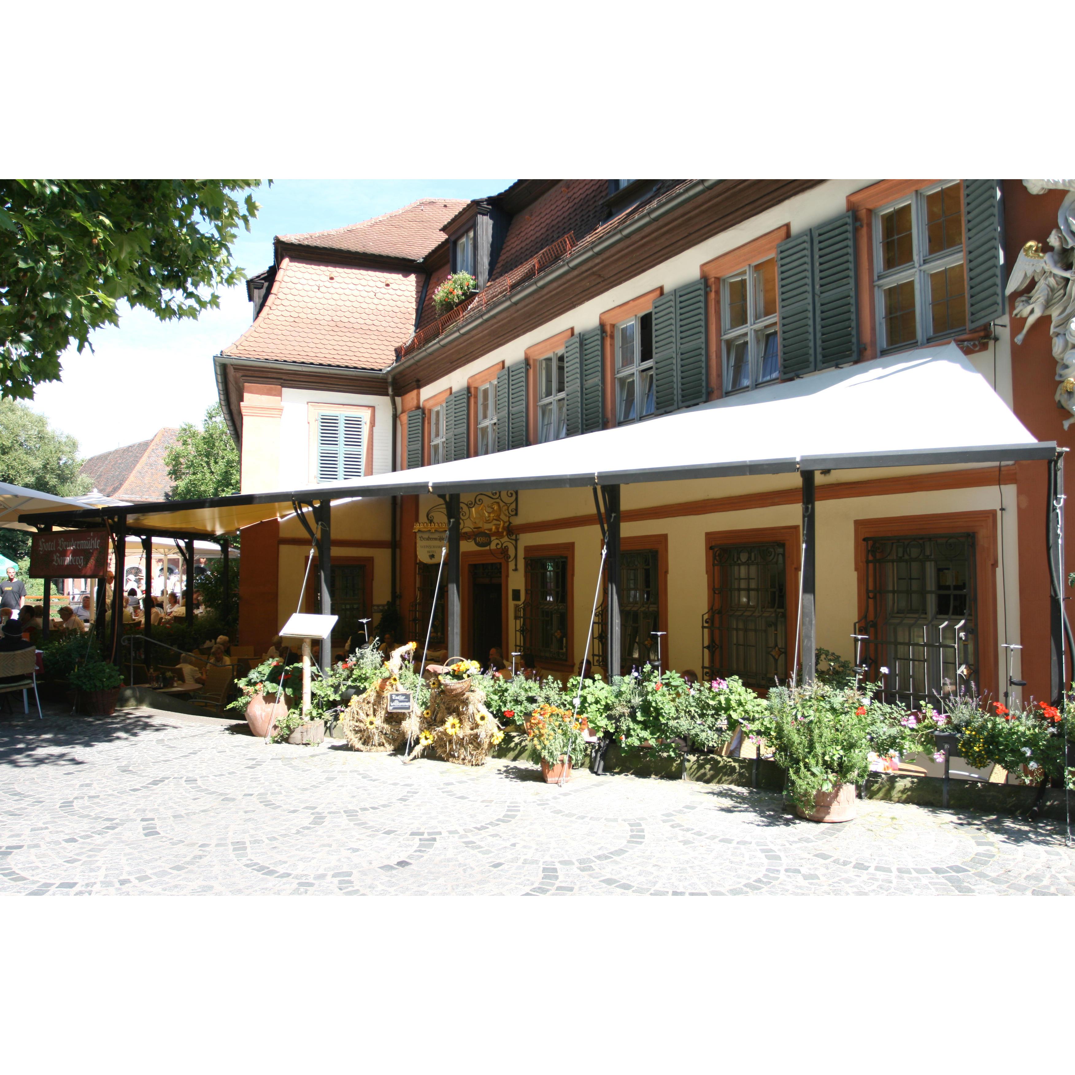 Bild zu Hotel Restaurant Brudermühle in Bamberg