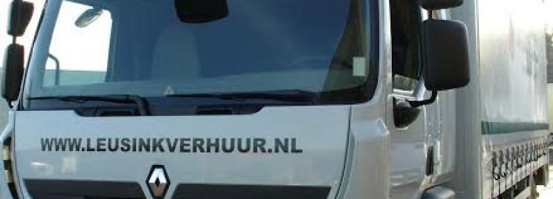 Leusink Bestel- en Vrachtwagenverhuur Enschede BV