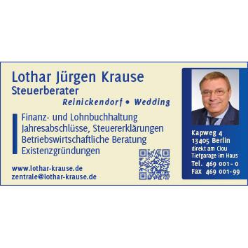 Steuerbüro Lothar Jürgen Krause