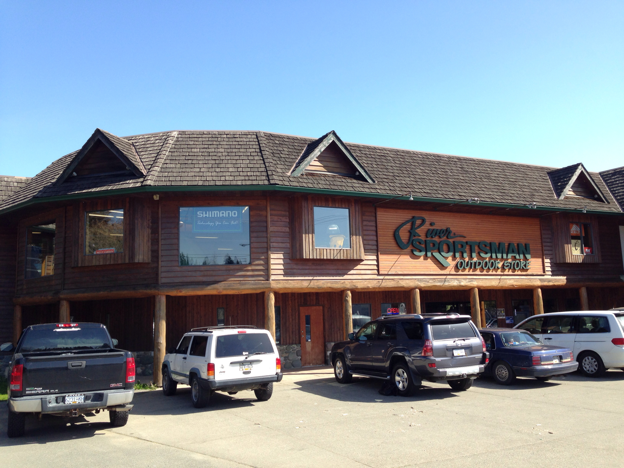 River Sportsman Ltd in Campbell River