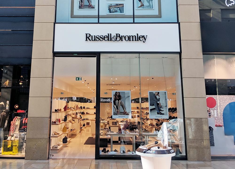 Russell & Bromley Birmingham Russell & Bromley Ltd. Birmingham 020 8290 2628