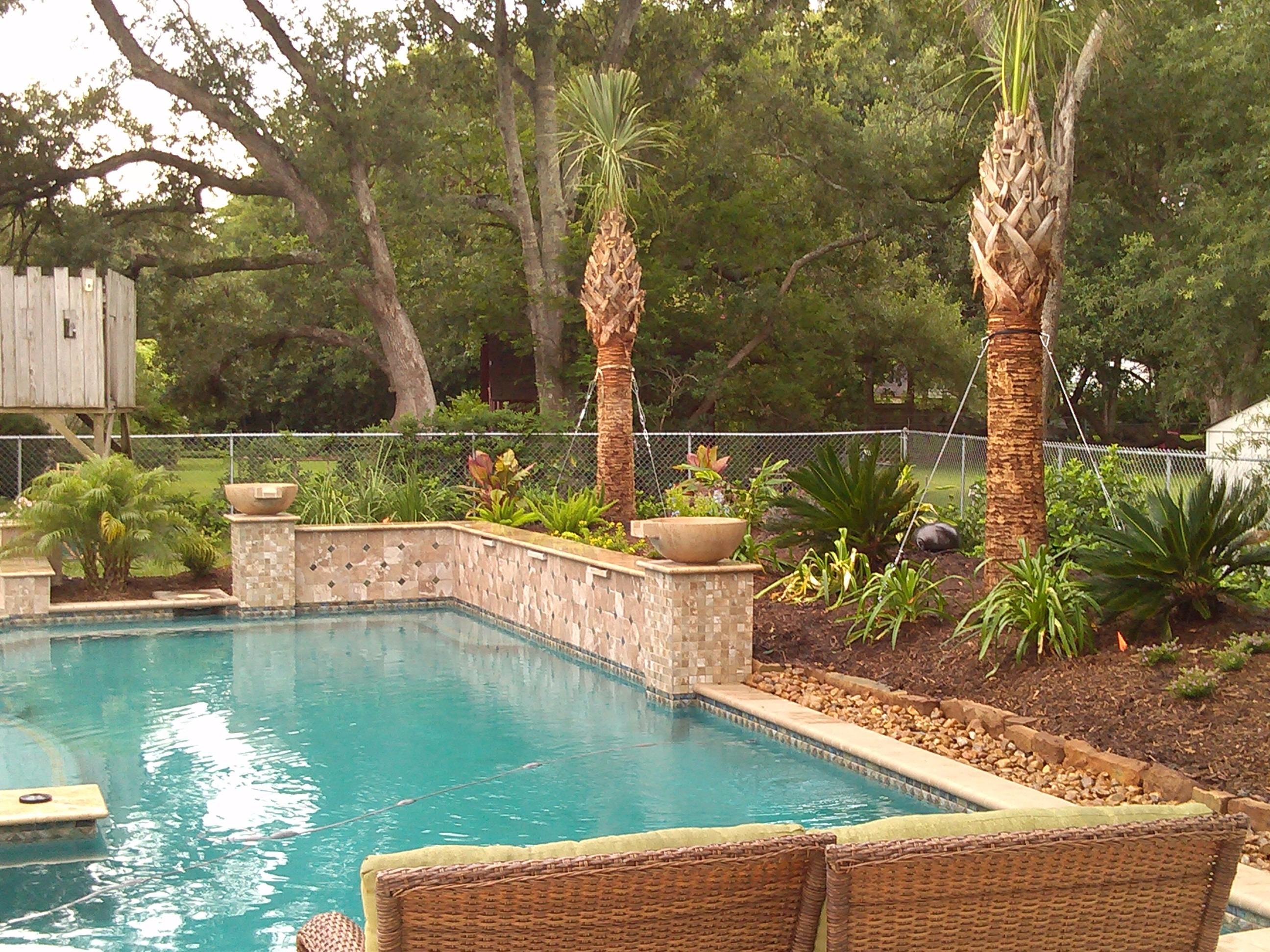 Living Exteriors Pool Amp Landscape League City Texas Tx