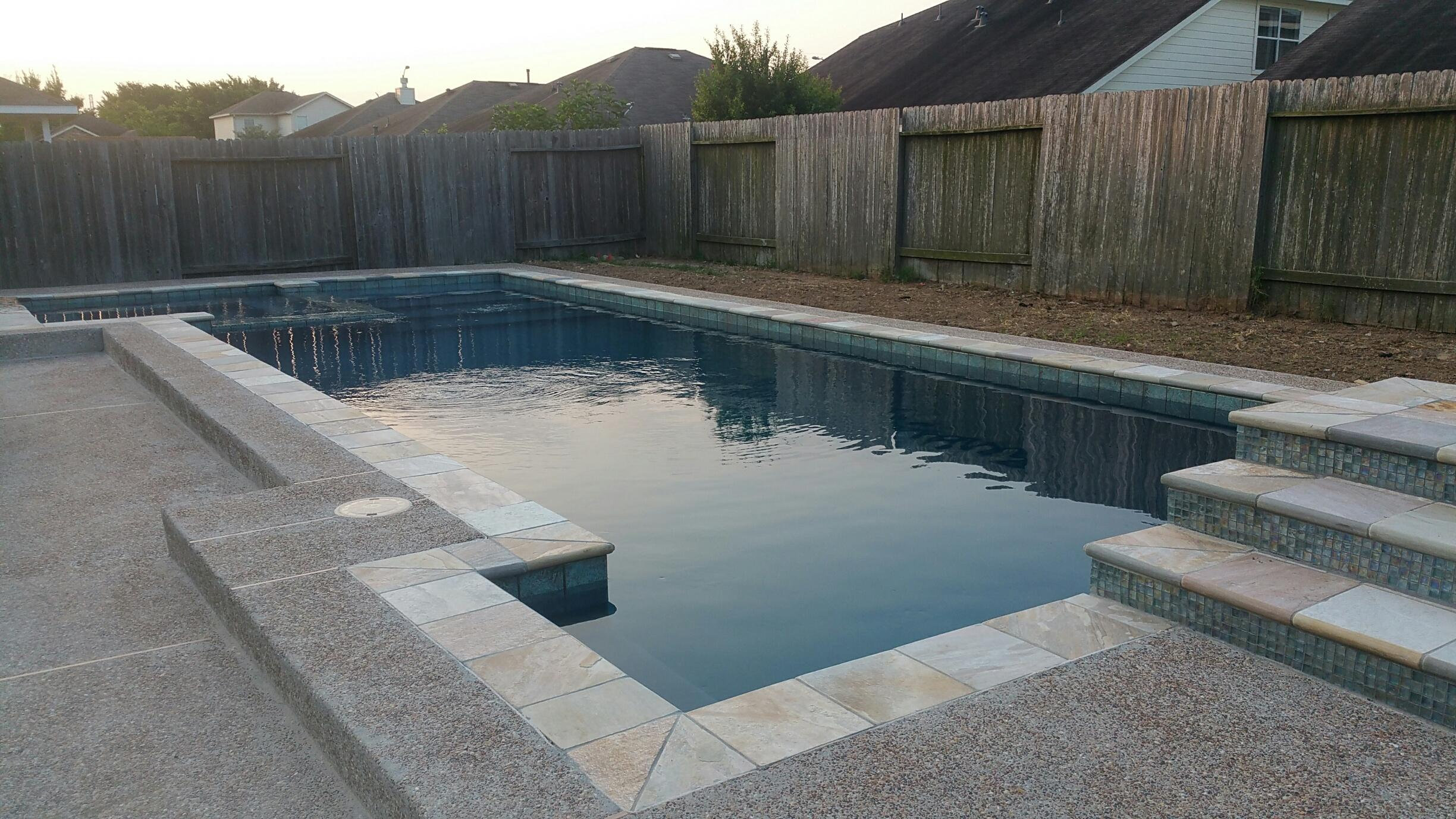 Aquascapes Pools And Spas Swimming Pool Contractor Aquascapes Llc Pools And Spas