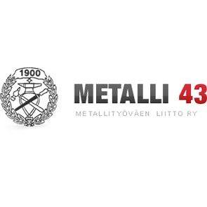 Hämeenlinnan Metallityöväen ammattiosasto 43 ry