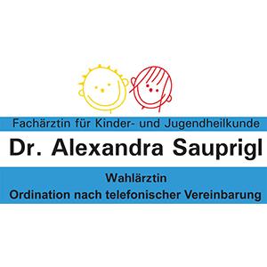 Dr. Alexandra Sauprigl Logo