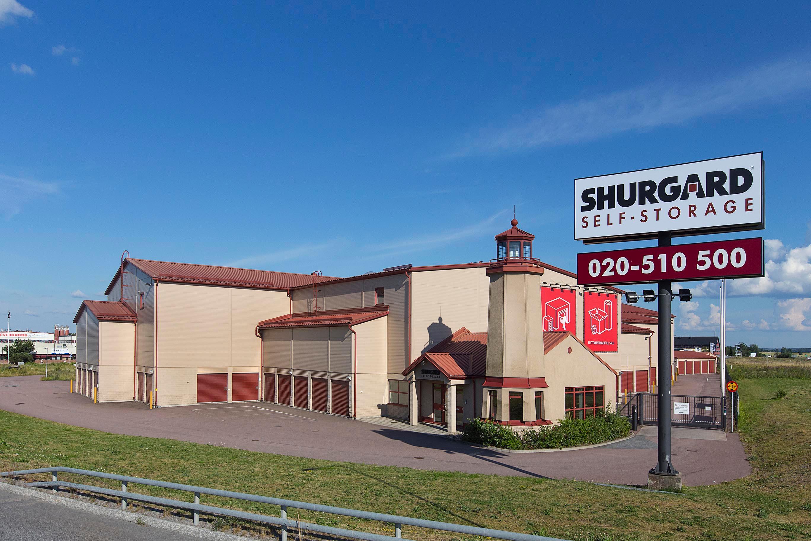 Shurgard Self-Storage Uppsala