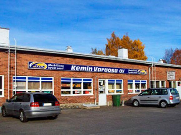 Fixus myymälä / Kemin Varaosa Oy