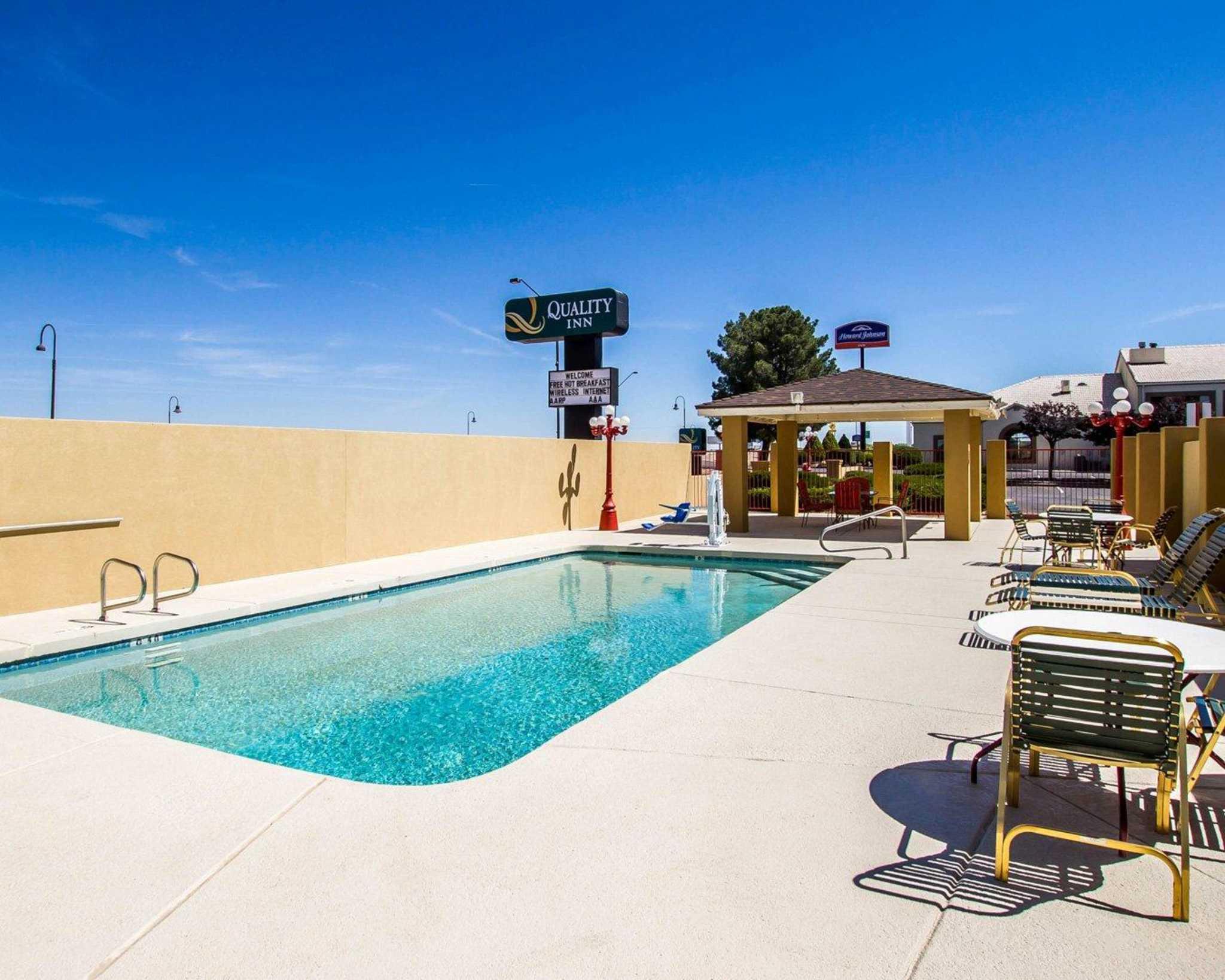Quality Inn Holbrook Arizona Az
