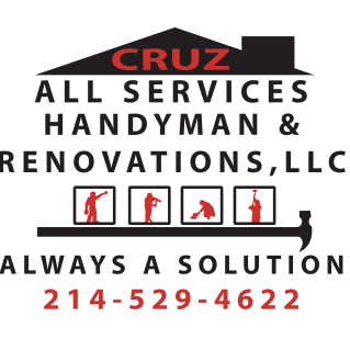 General Contractor in TX Dallas 75234 Cruz All Services Handyman & Renovations LLC 2848 Mark Twain Dr  (214)529-4622